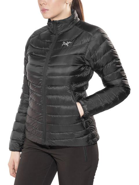 Arc'teryx Cerium LT - Chaqueta Mujer - negro